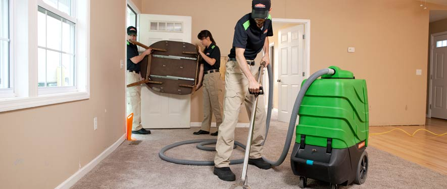 Deerfield Beach, FL residential restoration cleaning